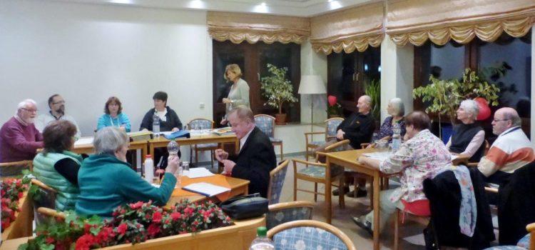 Erste Mitgliederversammlung des Vereins mit guter Beteiligung