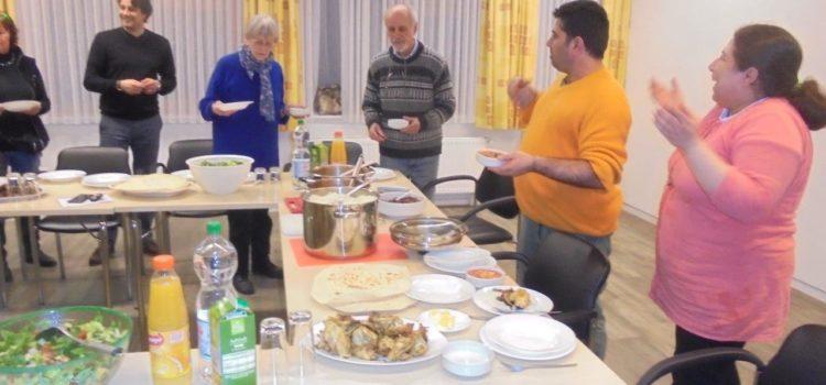 Irakische Rezepte Kochen – Kurs an der VHS Ellerau