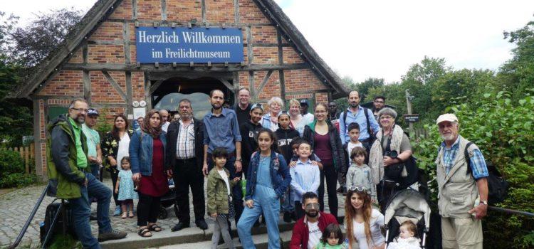 Freilichtmuseum Kiekeberg beeindruckt Jung und Alt